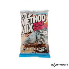 Nada Bait-Tech Big Carp Method Mix Coconut 2kg