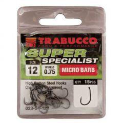 Carlige Trabucco Feeder Super Specialist Nr.12