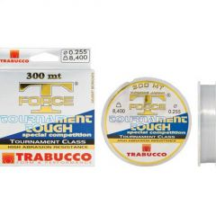 Fir monofilament Trabucco T-Force Tournament Tough 0.14mm/2.80kg/150m