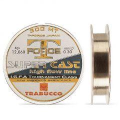Fir monofilament Trabucco T-Force Tournament Super Cast 0.16mm/3.71kg/150m