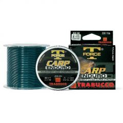 Fir monofilament Trabucco T-Force Carp Enduro 0.35mm/15.8kg/300m