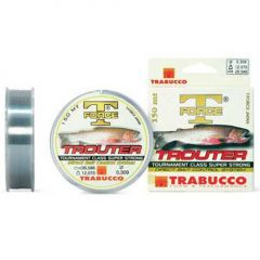 Fir monofilament Trabucco T-Force Trouter O.16mm/150m