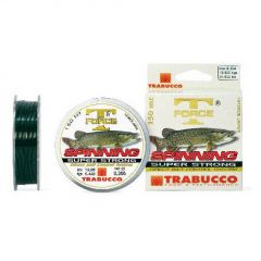 Fir monofilament Trabucco T-Force Spin Pike  0,30mm/11,95kg/150m