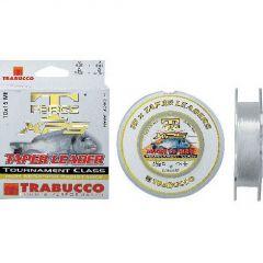 Trabucco T-Force XPS Taper Leader 0.20-0.57mm/10x15m
