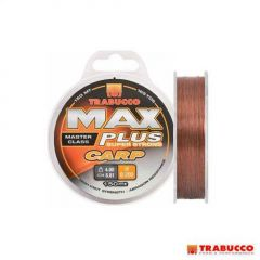 Fir monofilament Trabucco Max Plus Carp Brown 0.30mm/8.5kg/1000m