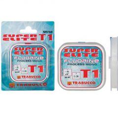 Fir monofilament Trabucco Super Elite Fluorine 0.14mm/50m