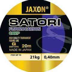 Fir fluorocarbon Jaxon Satori Carp 0.35mm/19kg/20m