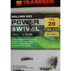 Varteje Trabucco Power Swivel HS3 Triple nr.16