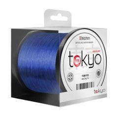 Fir Monofilament Delphin Tokyo Albastru 0.309mm/16lbs/1200m