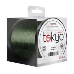Fir Monofilament Delphin Tokyo Verde 0.261mm/12lbs/1200m