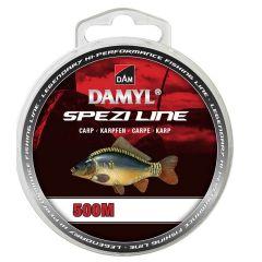 Fir Monofilament DAM Damyl Spezi Line Carp, 0.25mm/5.60kg/500m