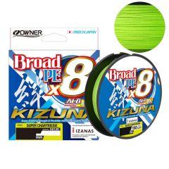 Fir textil Owner Kizuna X8 0.19mm/11.90kg/135m