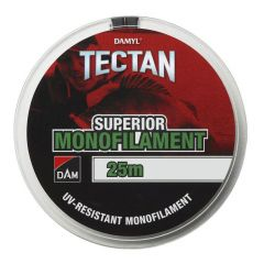 Fir Monofilament DAM Damyl Tectan Superior Monofilament 0.14mm/2.00kg/25m