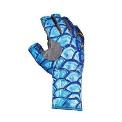 Manusi Buff BS Scales Blue, marime M/L