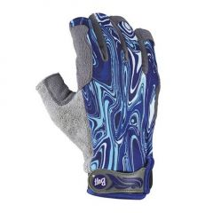 Manusi Buff Pro Series Fighting Work 2 Mirage Blue, marime M/L