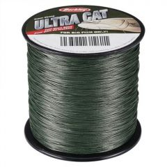 Fir textil Berkley Ultra Cat Moss Green 0,65mm/100Kg/225m