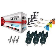 Kit Carp Expert Avertizori 3x2