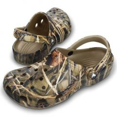Papuci Crocs Classic Realtree Khaki, marime M7W9