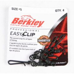 Agrafe + vartej Berkley Easy Clip  Nr.10/45lb - 5buc./plic
