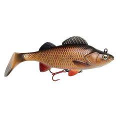 Swimbait D.A.M Effzett Natural Perch Paddle Tail 14cm/47g, Chub