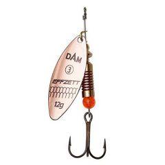 Rotativa D.A.M Effzett Predator 7g, Copper