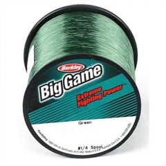 Fir monofilament Berkley Big Game Green New 0,457mm/12,5Kg/600m