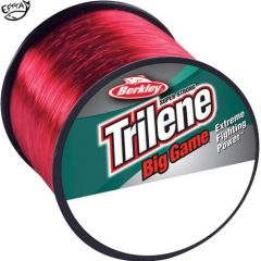 Fir monofilament Berkley Big Game Red New 0,297mm/7,5Kg/1000m
