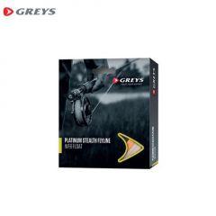 Snur Greys Platinum Stealth Wakesaver WF6 Clear/Clear/Khaki