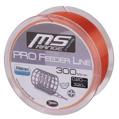Fir monofilament MS Range Pro Feeder Line 0.18mm/2.59kg/300m