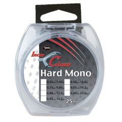 Fir monofilament Iron Claw Hard Mono 0.50mm/16.65kg/25m