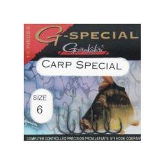 Carlige Gamakatsu G-Special Carp Special Nr.6