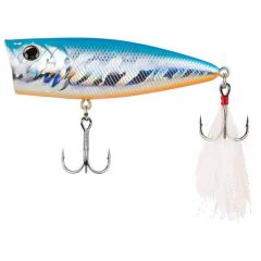 Popper Berkley Bullet Pop 8cm, culoare OG Blue