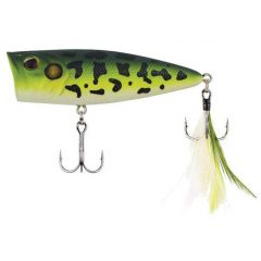 Popper Berkley Bullet Pop 8cm, culoare MF Frog