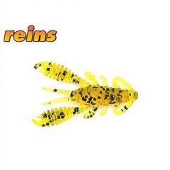 Creature Reins Ring Craw Micro 1.5'' - Motoroil Pepper