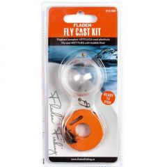 Montura Fladen Fly Cast Wet Flies 0.30mm/1.5m