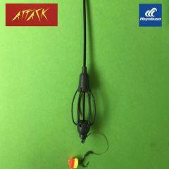 Montura Attack Leadcore Plumb Inline Nr.4 90g