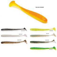 Shad Rapture Rib Slim Shady 5cm, culoare Neon Yellow
