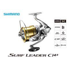 Mulineta Shimano 18 Surf Leader CI14+ 35SD