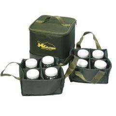 Geanta K-Karp cu 8 cutii pentru dip