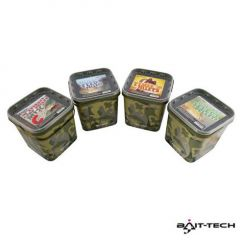 Pelete Bait-Tech Camo Bucket Super Attract Carp Pellet 3kg