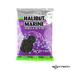 Pelete Bait-Tech Halibut Marine Pellets 3mm/900gr