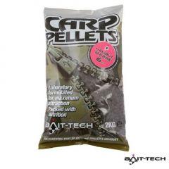 Pelete Bait-Tech Halibut Carp Feeder Pellets 8mm/2kg