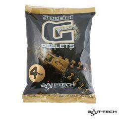 Pelete Bait-Tech Special G Feeder Pellets 3mm/850gr