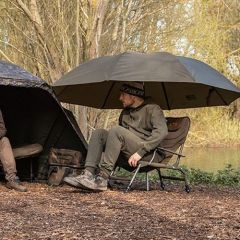 Fox Khaki Brolly 45""