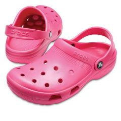Papuci Crocs Coast Clog Paradise Pink, marime M4W6