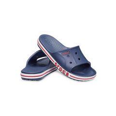 Papuci Crocs Bayaband Slide Navy Pepper, marime M10W12