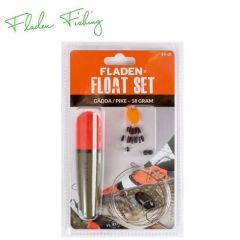 Set Fladen Float Pike 18g