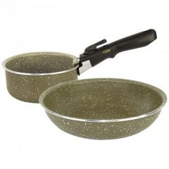 Set Trakker Armolife Marble Medium Cookset