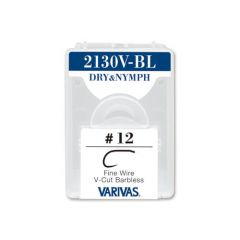 Carlige Varivas Fly 2130V-BL Dry Nymph Fine Nr.14