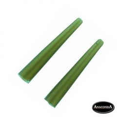 Anaconda Tail Rubber Long Limpid Green